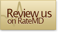review us on ratemd